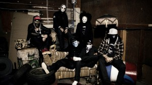 Hollywood Undead the day of the dead