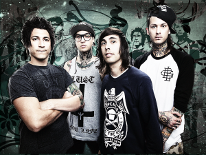 Pierce The Veil - The Divine Zero